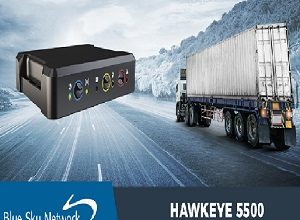 Photo of HawkEye 5500 for global tracking