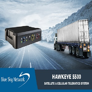 Blue Sky Network releases State-of-the-Art vehicle tracking and management system