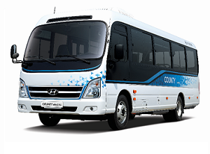 Photo of Hyundai Motor launches 'County Electric' minibus