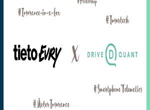 TietoEVRY integrates Drivequant smartphone telematics into its Insurance-in-a-box platform to build UBI programs in less than two months