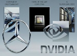 Photo of Mercedes Benz to use NVIDIA Drive platform