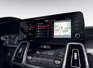 Photo of Kia UVO Connect, to have new connected car features