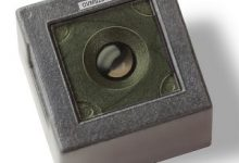 Photo of Wafer-level camera module for driver monitoring systems