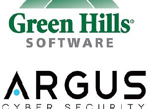 Green Hills Software welcomes Argus Cyber Security into its rich ecoSystem of automotive partners