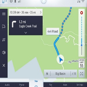 Maps Off the Beaten Path: Telenav®, Ford Navigation Tech keeps routing even when F-150, Bronco Off-Roaders exit cell coverage