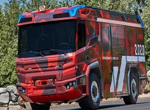 Photo of Volvo Penta electric driveline is a game-changer for the fire truck of the future