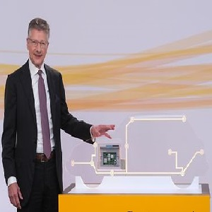 Continental is growing in the areas of software, and solutions for greater safety & clean drive systems