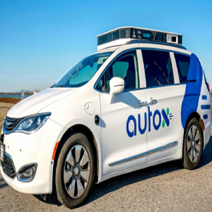 DMV authorizes AutoX to test driverless vehicle in portion of San Jose