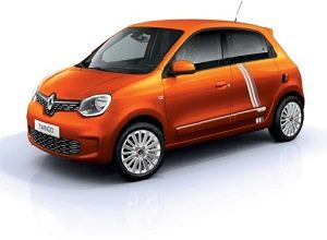 Photo of New Renault Twingo Electric a new limited series called Vibes