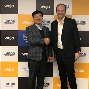 Hyundai uses Wejo connected vehicle data to develop driver benefits
