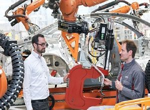 Photo of Predictive Maintenance: Audi Maintenance uses data to predict the future