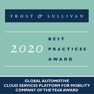 Frost & Sullivan applauds AWS for leading the automotive cloud services market with a comprehensive suite of solutions