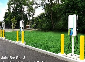 Photo of JuiceBar introduces new line of flexible EV chargers; Innovations noted for speed, safety, network options