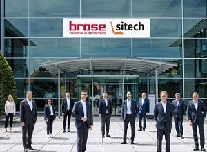 Photo of SITECH and Brose planning to set up a global system supplier for complete seats