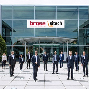 SITECH and Brose planning to set up a global system supplier for complete seats