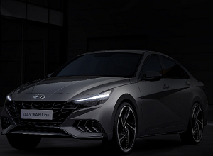 Photo of Hyundai Motor unveils rendering of new Elantra N Line