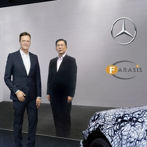 """""""Electric first"""": Mercedes-Benz continues its strategy in the transformation to C02-neutral mobility: Mercedes-Benz announces strategic partnership and equity stake in battery cell manufacturer Farasis"""