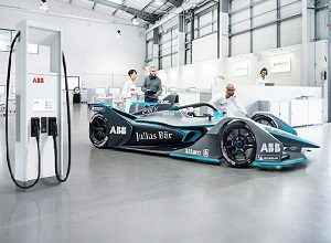 Photo of ABB to supply charging technology to Gen 3 cars racing in ABB FIA Formula E World Championship