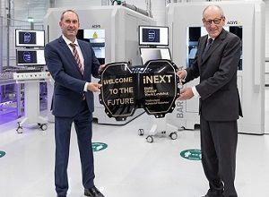 Photo of Innovative strength from Lower Bavaria: Production of high-tech components for the BMW iNEXT starts in Landshut