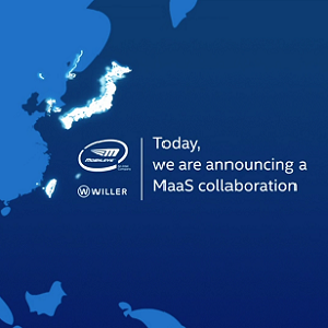 Mobileye and WILLER partner on self-driving mobility solutions for Japan, Southeast Asia