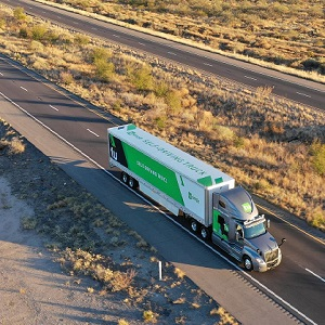 TuSimple adds logistics operators to self-driving trucks effort