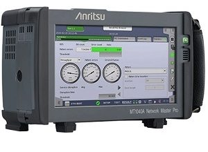 Photo of Anritsu launches Portable 400G Network Tester MT1040A
