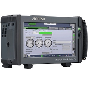 Anritsu launches Portable 400G Network Tester MT1040A