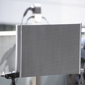 New condenser from MAHLE paves the way for faster charging of electric vehicles