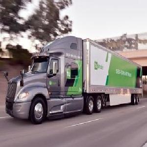 Navistar and TuSimple partner to bring autonomous trucks to market, Navistar invests in autonomous trucking company