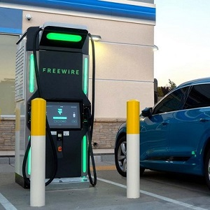 FreeWire deploys next-generation Ultrafast electric vehicle charging at convenience stores