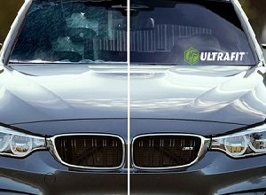 ULTRAFIT, an automotive protection filmmaker, invented the world's first non-delamination windshield protection film