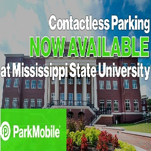 ParkMobile partners with Mississippi State University to provide contactless parking options around campus