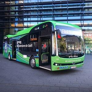 BYD begins landmark eBus fleet delivery to Germany's BOGESTRA