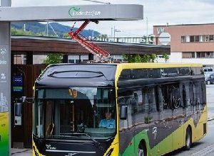Photo of Norwegian cities invest in the future with electric Volvo buses