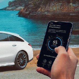 """Test the telematics-based """"InScore"""" insurance solution from Mercedes-Benz Bank now — and end up saving up to 30%"""