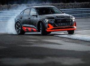 Photo of Audi combines quattro and e-tron, in all wheel drive electric vehicle