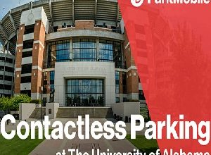 Photo of The University of Alabama selects ParkMobile for as the official provider of contactless parking payments on campus