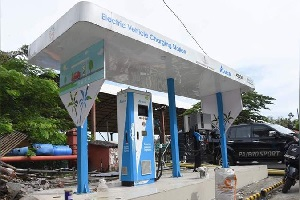 India: KSEB's first electric vehicle charging station set up in Thiruvananthapuram