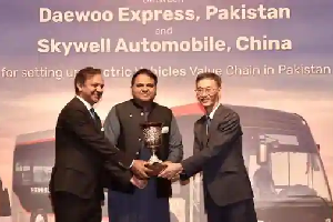 Photo of Pakistan deal with China, to launch electric vehicles and buses this year