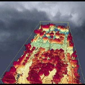 Velodyne Lidar with Kaarta Cloud can produce stunning 3D maps