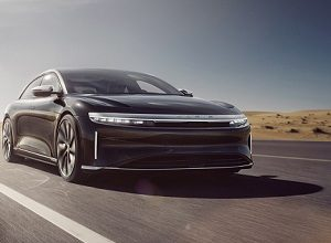 Photo of Lucid Air sets a new standard for electric vehicles with an estimated EPA range of 517 miles on a single charge