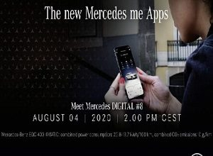 Photo of The new Mercedes me Apps: Accessing the digital ecosystem of the vehicle with apps