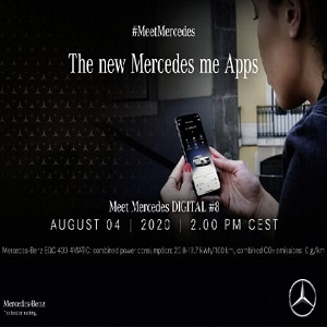 The new Mercedes me Apps: Accessing the digital ecosystem of the vehicle with apps