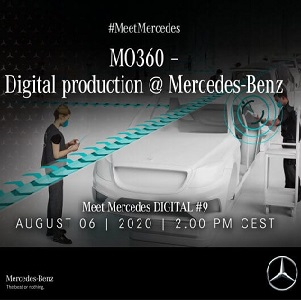 Mercedes-Benz: Digital Mercedes-Benz production ecosystem