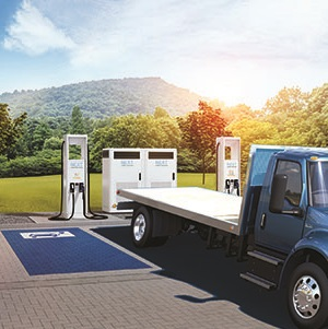 Navistar announces partnership with in-charge energy to provide charging infrastructure and consulting services for electric vehicle customers