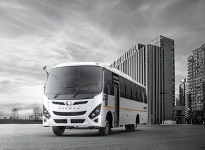 "Shaping the future of the Indian Bus Industry ""Volvo Buses India integrates with VECV"""