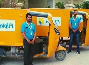 Flipkart's delivery fleet to be 100% Electric By 2030