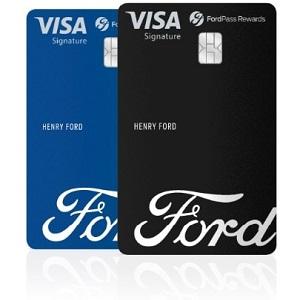 Ford introducing FordPass™ Rewards Visa® Card to expand customer loyalty program