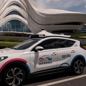 China launches 'robotaxis' amid race against US tech dominance