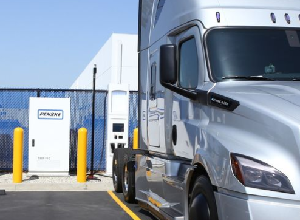 Photo of Black Horse carriers joins with Penske to deploy electric vehicle
